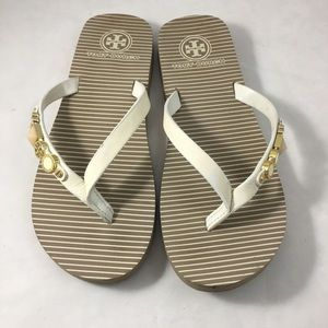 Tory Burch Jewel Sandals Flip-Flop Size 6 1/2